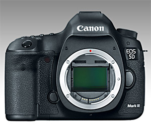 Canon 5D Mark III at Filmtools.com